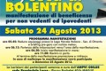 Manifestazione nazionale di pesca al bolentino per non vedenti ed ipovedenti (24.08.2013)