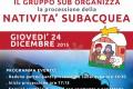PROCESSIONE SUBACQUEA (24.12.2015)